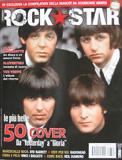 ROCKSTAR 334 2008 Beatles Bruce Springsteen Syd Barrett Primal Scream Verve CCCP