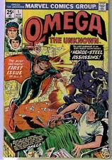 A372 Omega the Unknown #1 (Mar 1975)
