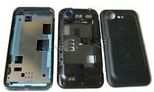 HTC Incredible S G11 S710e Fascia Housing Back Battery Cover Bezel Frame Black
