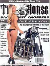 THE HORSE BACKSTREET CHOPPERS No140 May 2014 (NEW) *Post included EU/USA