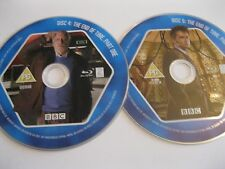 DR WHO -THE COMPLETE SPECIALS PART 4 - THE END OF TIME - DISC ONLY (DS)BLU-RAY
