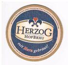 1 Bierdeckel - Österreich - Herzog