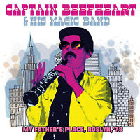CAPTAIN BEEFHEART - My Father's Place, Roslyn, '78. New 2CD + sealed
