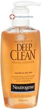 Neutrogena Deep Clean Facial Cleanser Normal To Oily Skin 200 ml