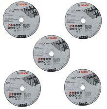 Bosch Trennscheiben 5 Stück für Akku-Winkelschleifer GWS 12/10,8-76 V-EC