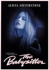 The Babysitter (DVD 2015 Olive Films) Alicia Silverstone, J.T. Walsh, BRAND NEW!