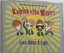 KATRINA + THE WAVES : LOVE SHINE A LIGHT - [ CD MAXI PROMO ]