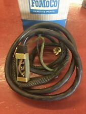 1959 FORD PICKUP TRUCK BRONCO REAR AXLE SHIFT CONTROL WIRING NOS FOMOCO