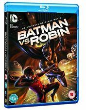 Batman VS Robin Blu-ray 2015 Region DVD