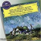 HERBERT VON/BP KARAJAN - DIE MOLDAU/LES PRELUDES/MAZEPPA/+ CD NEU