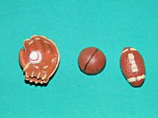 Mini Sports Balls 4 Crafts 3 Basketballs-5 Baseballs & Gloves-3 Football-Games