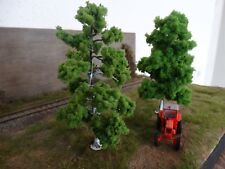 H0/TT Jordan Nr.5E - 2 Stk. Laubbäume Birken ca. 11 cm neu OVP