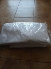 6 Fitted Bed Sheets For Twin XL, Bunk, Dorm, And Hospital Mattresses