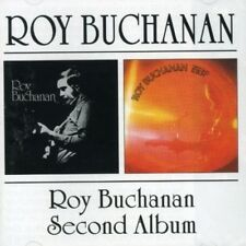 ROY BUCHANAN - ROY BUCHANAN/SECOND ALBUM  CD NEUF
