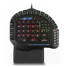SI-881 RGB Mechanical Backlit