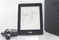 *TOP* Kindle Paperwhite WiFi + Free 3G B01C*** EY21 5th Gen. +orig. Case Schwarz