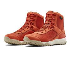 Under Armour Hombre Valsetz Caminar Botas Rojo Deporte Exterior Transpirable