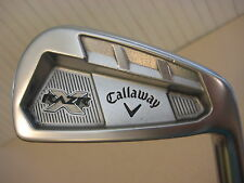Men's Callaway Razr X Forged Sigle 6 Iron Project X 5.5 (Right Handed)