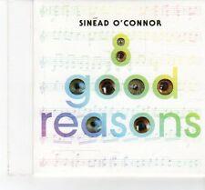 (FT354) Sinéad O'Connor, 8 Good Reasons - 2014 DJ CD