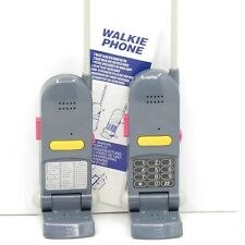 Walkie talkie walkie phone morse key vintage Bontempi