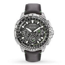Citizen Eco-Drive Satellite Wave F900 Promaster Navihawk GPS Watch CC9030-00E
