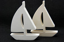 Silicone Mold Polymer Clay Fondant Soap Moulds Melting Wax Resin,Sailing Boat