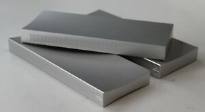 "Solid Aluminium Radius Sanding Blocks 2-way 7.25"" & 9.5"" / 10"" & 12"" / 14"" & 16"""