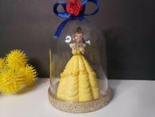 Sweet 16 -  Belle - Bell Jar Glass Dome Birthday Souvenir Gift - GREAT GIFT IDEA