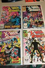 Complete Set X-Men and the Micronauts 1-4 NM BOARD UNREAD Guice Wolverine Storm