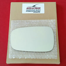 NEW Mirror Glass for 03-07 HONDA ACCORD Driver Left Side LH - JAPAN BUILT