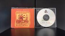 Paul Kelly - Saturday Night And Sunday Morning 2 Track CD Single