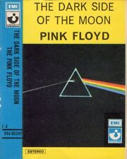 """PINK FLOYD """"THE DARK SIDE OF THE MOON"""" RARE SPANISH CASSETTE / WATERS - GILMOUR"""