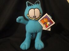 GARFIELD Blue  PLUSH / SOFT TOY 23cm BRAND NEW WITH TAG! LICENSED!!!