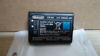 Original Genuine Nintendo 3DS CTR-003 Rechargeable Battery