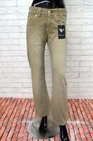 Jeans LEVI'S 901 Vita Alta Donna Taglia W 28 L 34  Pantalone Pants Woman