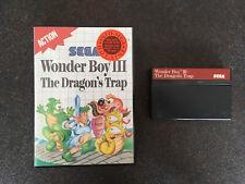 Sega Master System Wonder Boy 3