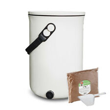 Skaza Bokashi Organko 2 (9.6 L) Primé Composteur de Cuisine