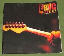 ERIC CLAPTON 2006/7 Tour Programme Program  Tour Book CREAM BLIND FAITH