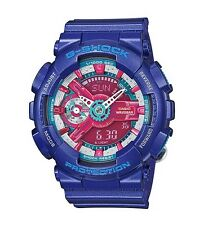 Casio G Shock * GMAS110HC-2A S Series Gshock Violet Red Women COD PayPal MOM17