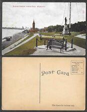 Old Wisconsin Postcard - Milwaukee - Spanish Cannon in Juneau Park