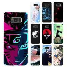 Naruto Anime Funda De Teléfono Para Samsung Galaxy S7 S8 S9 S10 S10e S20 9 10 Plus Note