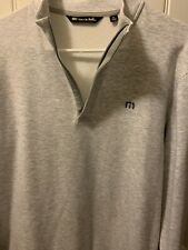 Travis Mathew Quarter Zip Medium