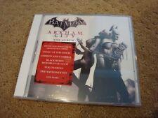BATMAN ARKHAM CITY - THE ALBUM CD (Brand NEW factory sealed) NIB NEW