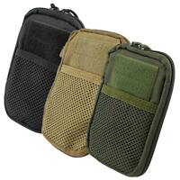 Tactical Makeup Storage Pouch Molle Bag EDC Sports Hunting Pack Belt Bag