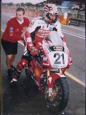 Photo Info Strada Ducati 996R 2001 #21 Troy Bayliss (AUS) WSB Assen
