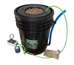 Versatile Hydroponics DWC grow kit Higher Quality, Made In SD  FDA 90 Mil Bucket