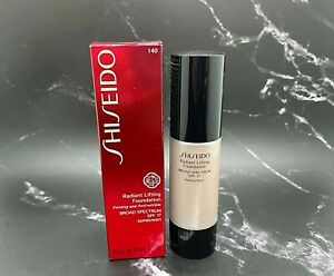 Shiseido Radiant Lifting Foundation Firming SPF17 - I40 Natural Fair Ivory 30 ml