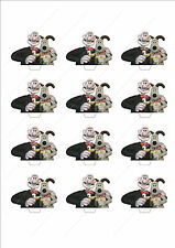 Novelty Wallace & Gromit Edible Cake Cupcake Toppers Decorations Birthday Film