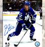 Nikita Zaitsev Toronto Maple Leafs Autographed 8x10