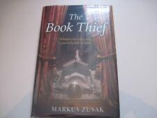 Markus Zusak The Book Thief Signed 1st edition first print